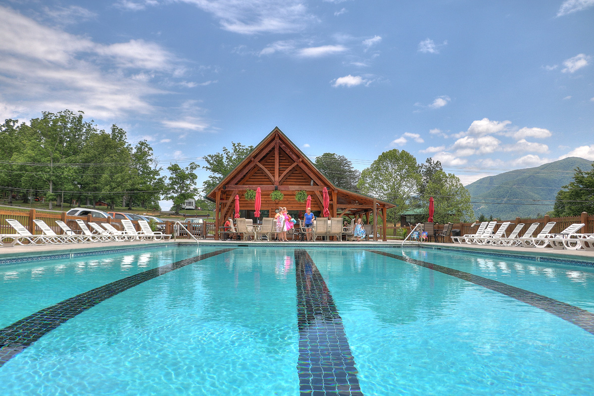 Pigeon Forge RV Park - Campground, Swimming, Fishing